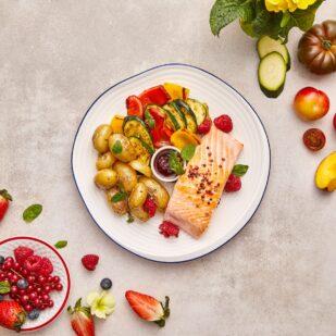 egzotyczna kuchnia dieta pudelkowa superfoods, catering foodie