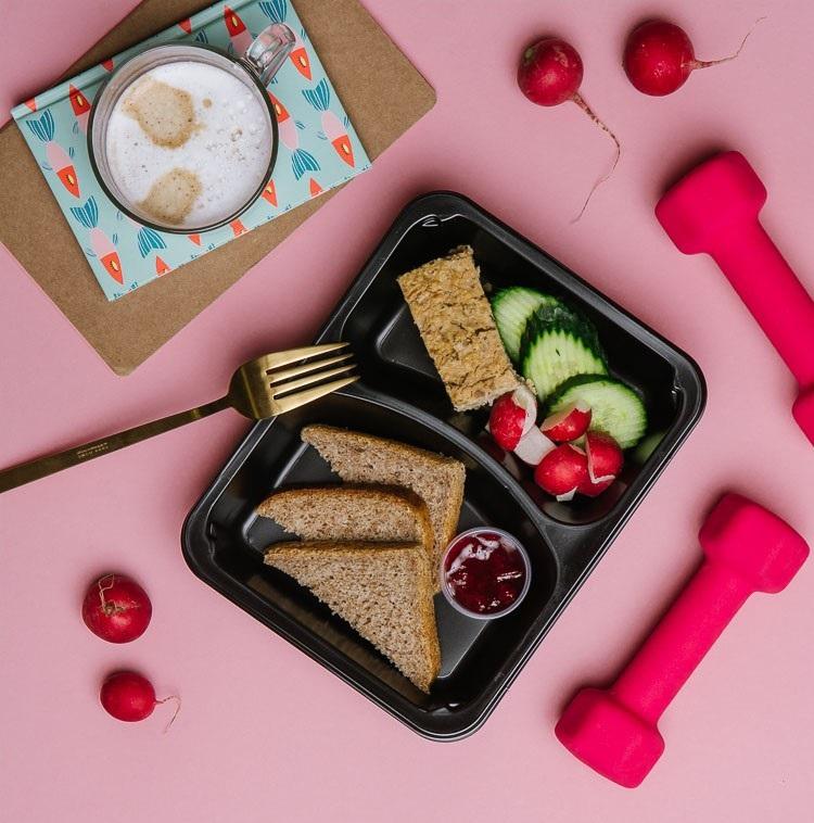 Świąteczne potrawy - pasztet z fasoli.