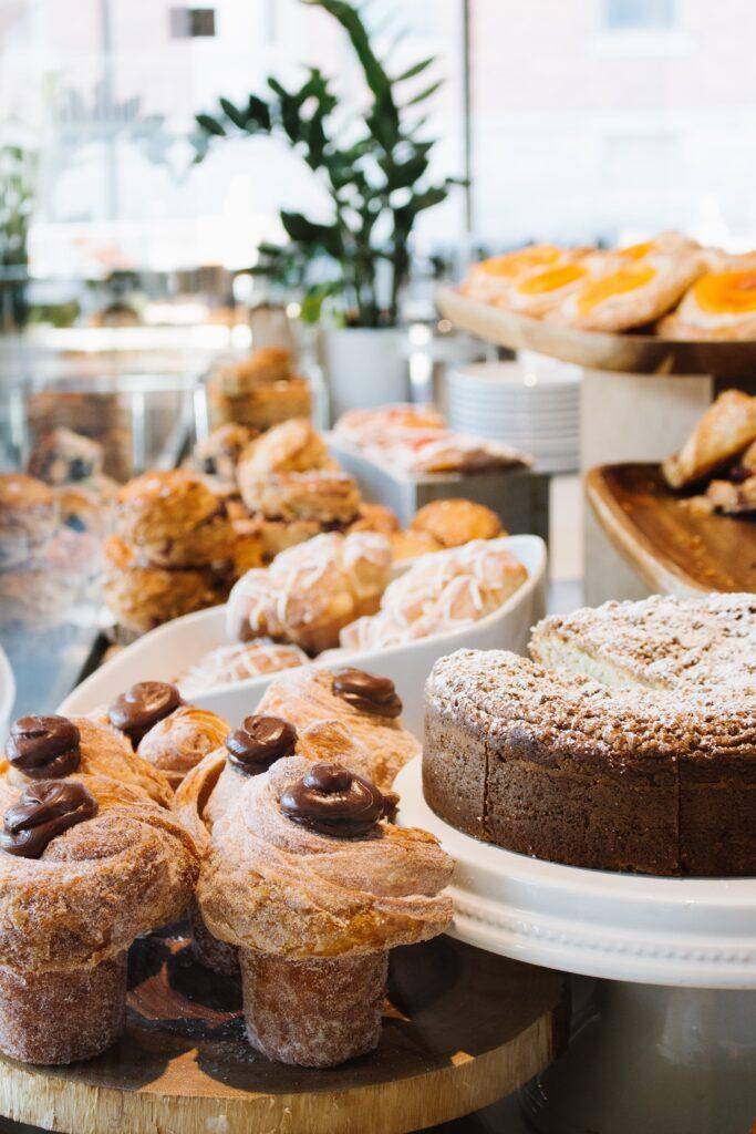 Nasze ulubione wypieki zawierają najczęściej gluten