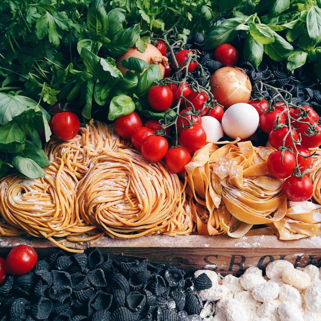 kolor dań może wpłwać na nasz apetyt