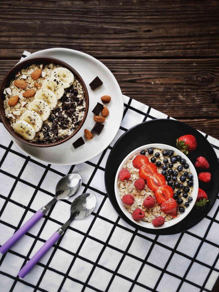 zjedz zdrowe śniadanie