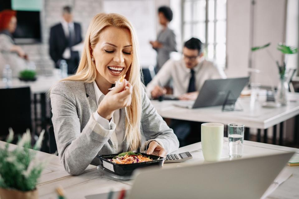 Dieta do biura