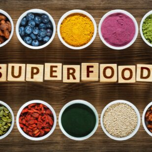 Produkty superfoods