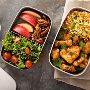 Lunchbox na każdy dzień do pracy lub szkoły
