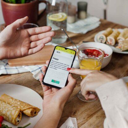 wegetarianizm a dieta aplikacja do wyboru menu posilkow