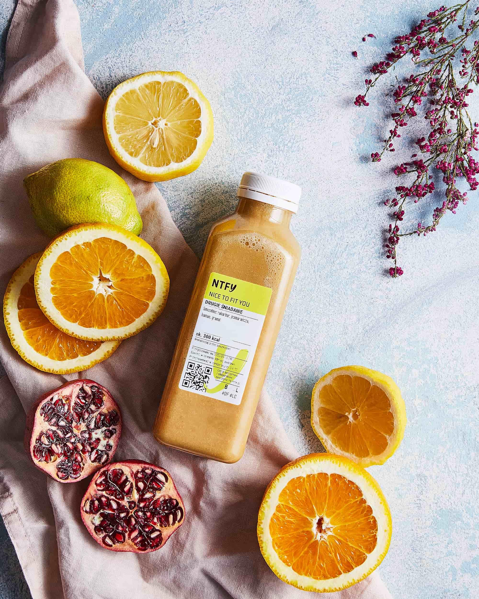 smaczne i zdrowe smoothie porcja witamin na cały dzień