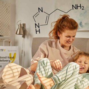 jak wplywa na nasz organizm histamina
